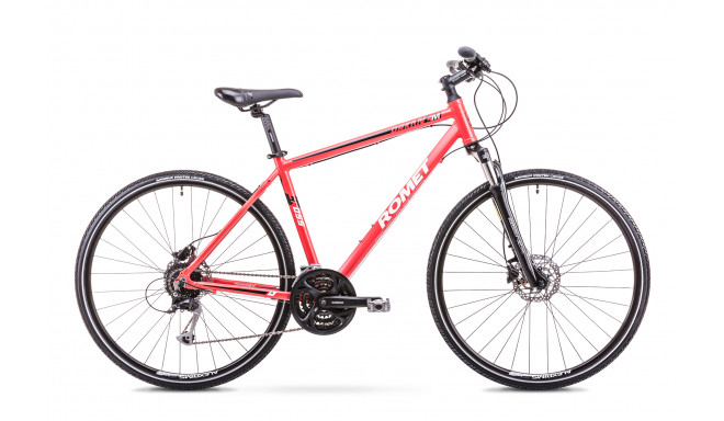 Hübriidjalgratas meestele 19 M ORKAN 4 M punane