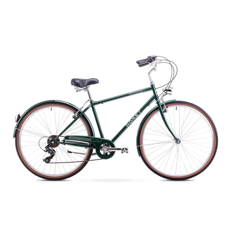 Linnajalgratas meestele 18 L VINTAGE M roheline