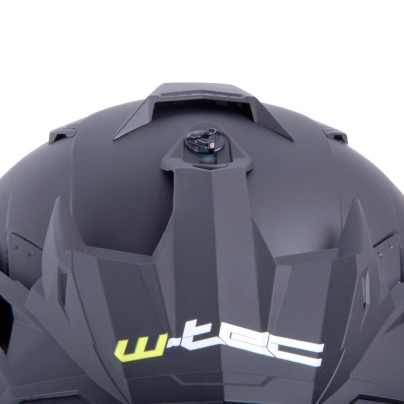 Mootorratta kiiver AP-885 W-Tec
