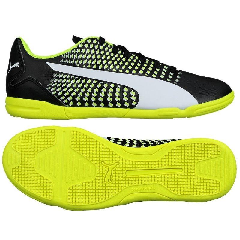 042d238da0f Kids indoor football shoes Puma Adreno III IN jr 104050 07 ...