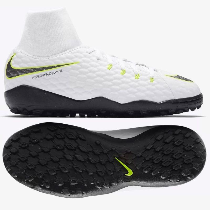 reputable site 98ba1 a43c4 Kids football shoes Nike Hypervenom PhantomX 3 Academy DF TF Jr AH7293-107