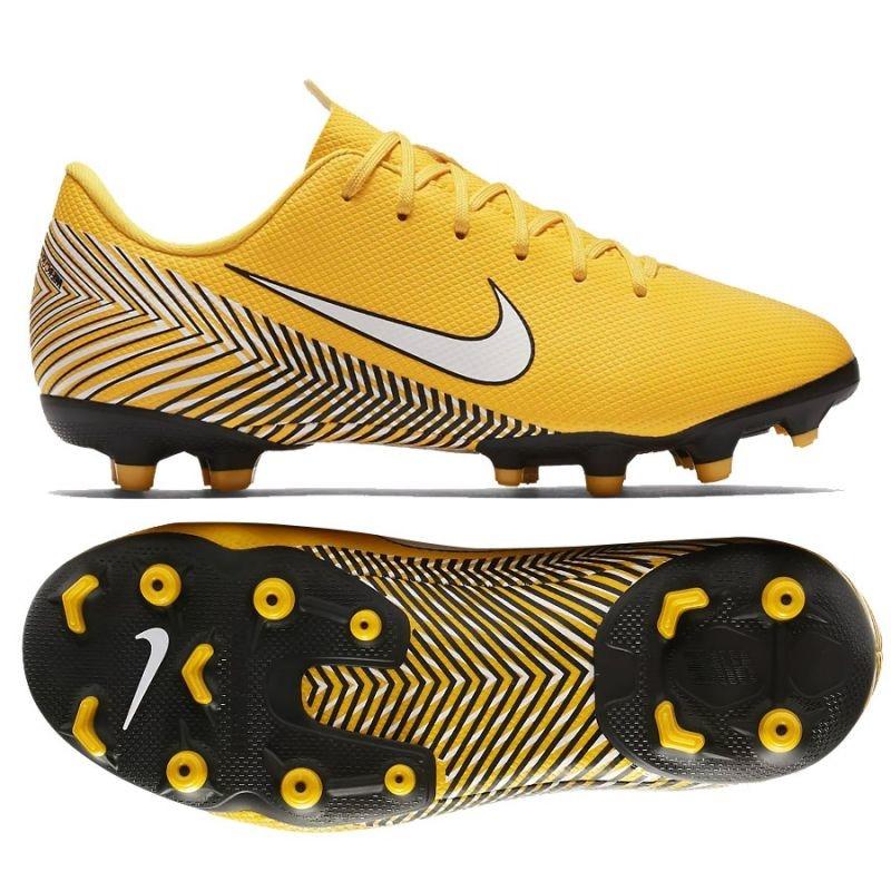 5782fb2138554 Kids football shoes Nike Mercurial Vapor 12 Academy Neymar MG Jr AO2896-710