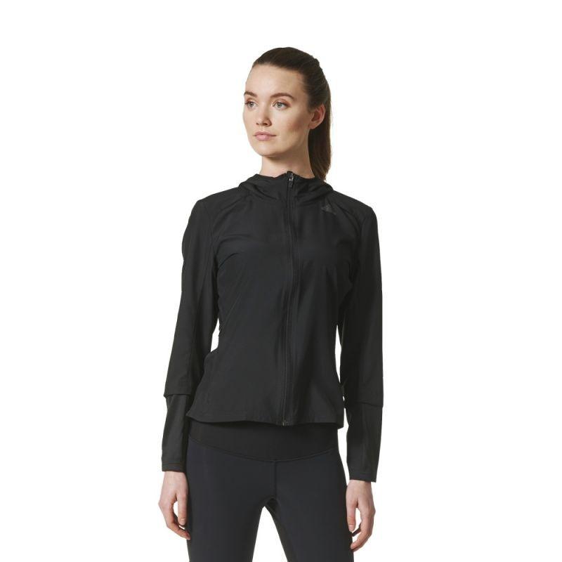 Women's running jacket adidas Response Wind Jacket W BR0715