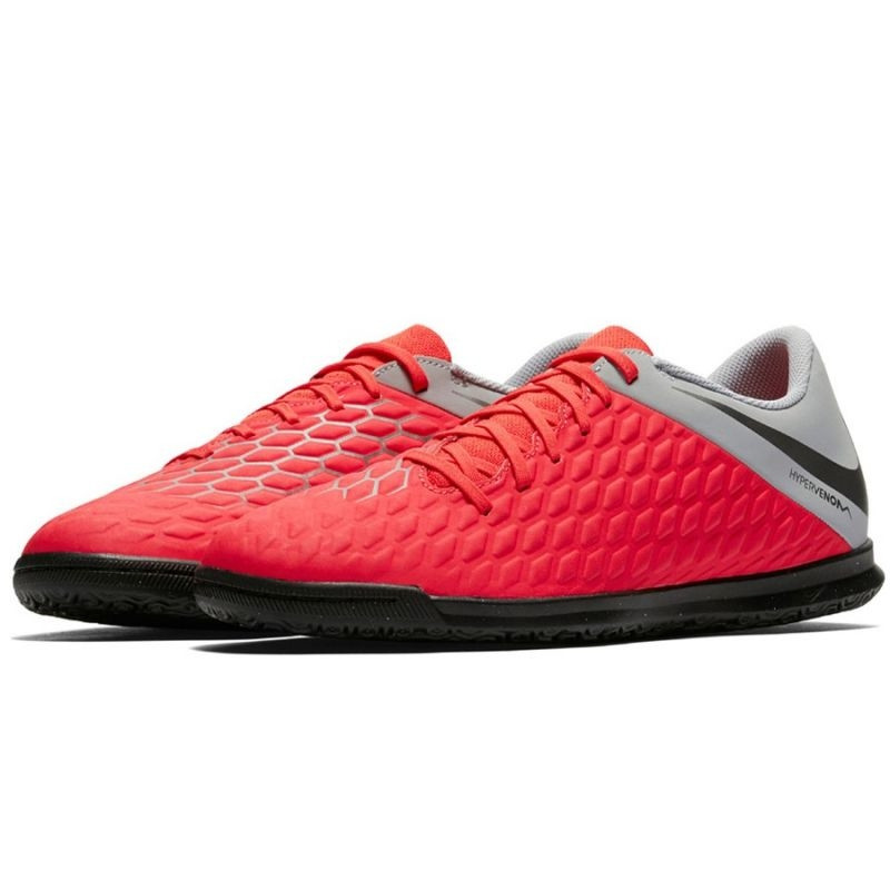 całkiem tania najlepiej sprzedający się szukać Kids indoor football shoes Nike Hypervenom PhantomX 3 Club IC Jr AJ3789-600