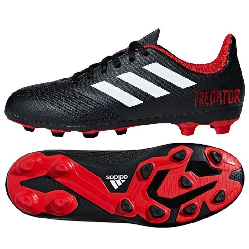 official photos 91556 6bbcb Kids football shoes adidas Predator 18.4 FxG J Jr DB2323 - Training shoes -  Photopoint
