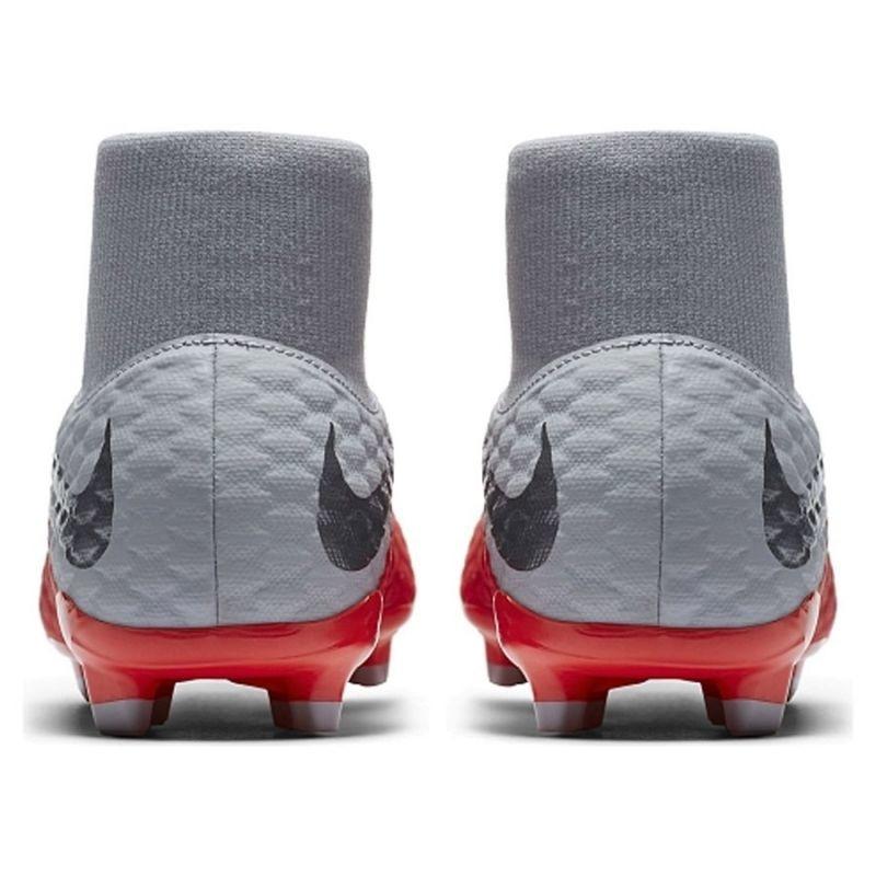 cdb37d10f Kids football shoes Nike hypervenom Phantom 3 Academy DF FG Jr AH7287-600