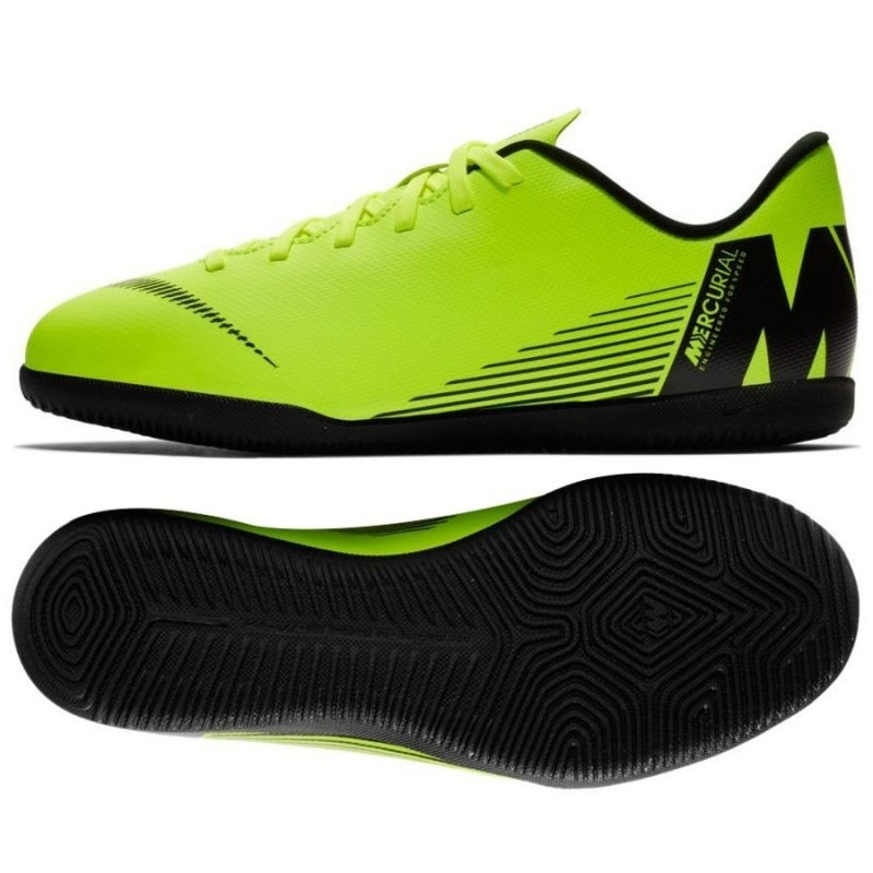 c3d4db5e2 Kids indoor football shoes Nike Mercurial Vapor X 12 Club IC Jr AH7354-701  - Training shoes - Photopoint