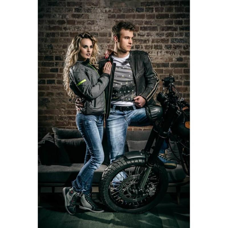 Mens Moto Jeans City Nomad Jack Iron