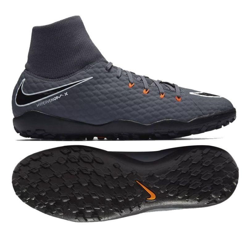 c1c67455017 Men s football shoes Nike Hypervenom PhantomX 3 Academy DF TF M AH7276-081-S