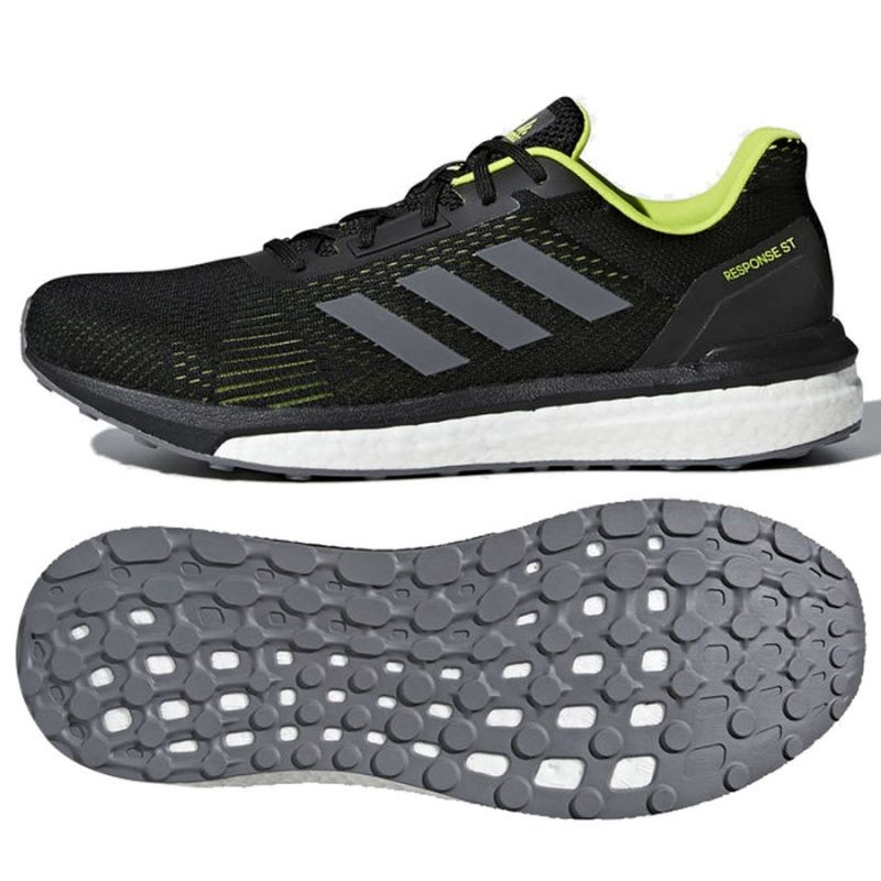 1f3cc7ceeeec9 Men s running shoes adidas response ST M CG4004 - Training shoes ...