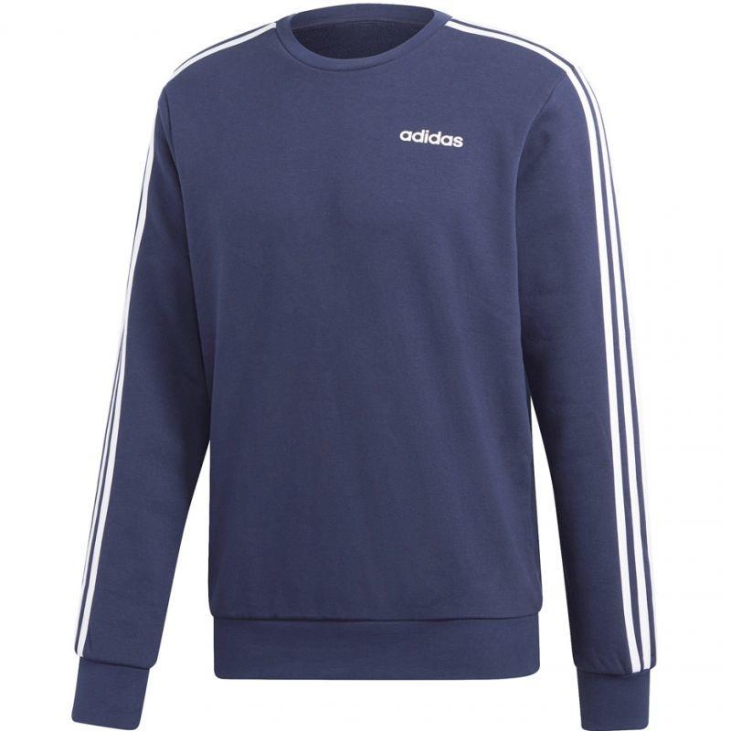 d23a7b046 Men's training sweatshirt adidas Essentials 3 Stripes Crewneck FT M DU0484