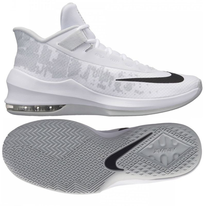 competitive price 86364 75ede Men s basketball shoes Nike Air Max Infuriate 2 MID M AA7066-100