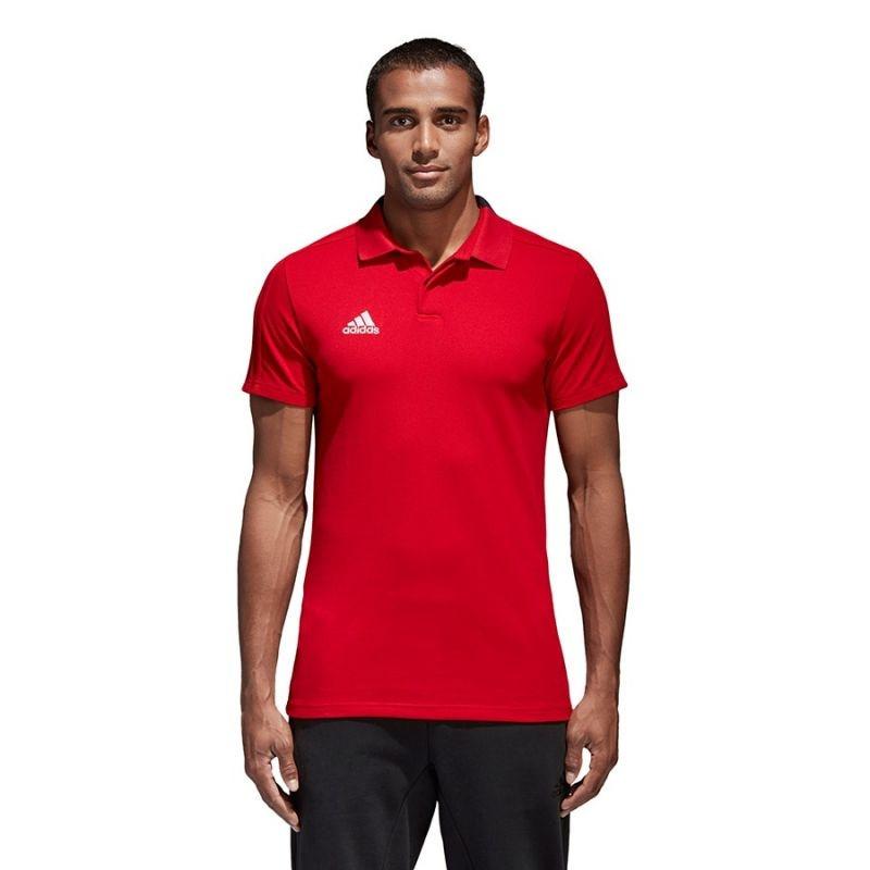 75beb68dfd2 Men's football shirt adidas Condivo 18 CO Polo M CF4376 - Shirts ...
