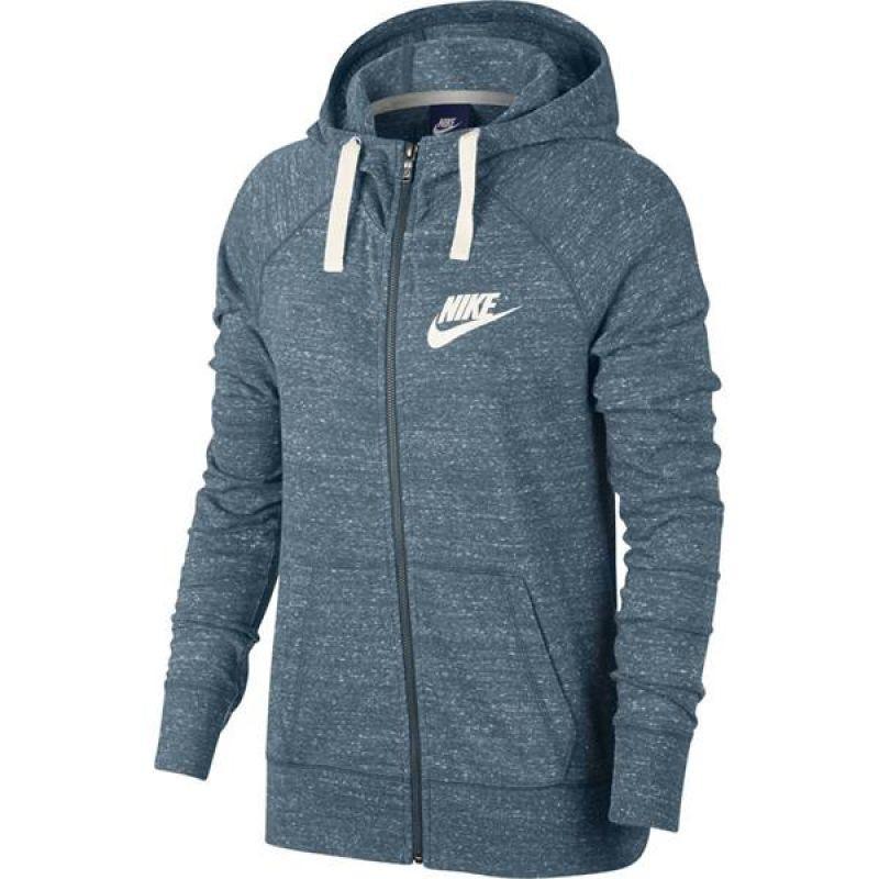 Women's sweatshirt Nike NSW Gym Vintage Hoodie FZ W 883729 468