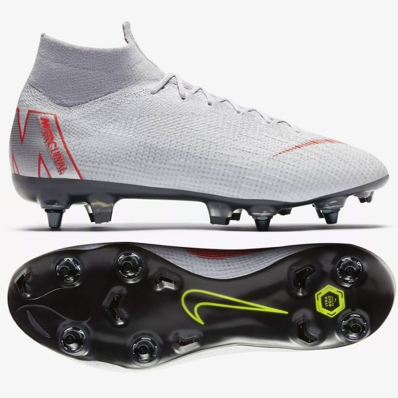super popular 2c9cf 6583d Men's football shoes Nike Mercurial Superfly 6 Elite SG-Pro M AH7366-060