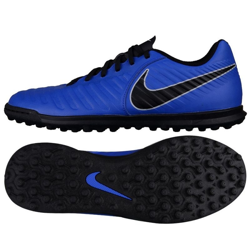 new products 550f2 58464 Mens turf football shoes Nike Tiempo Legend X 7 Club TF M AH7248-400