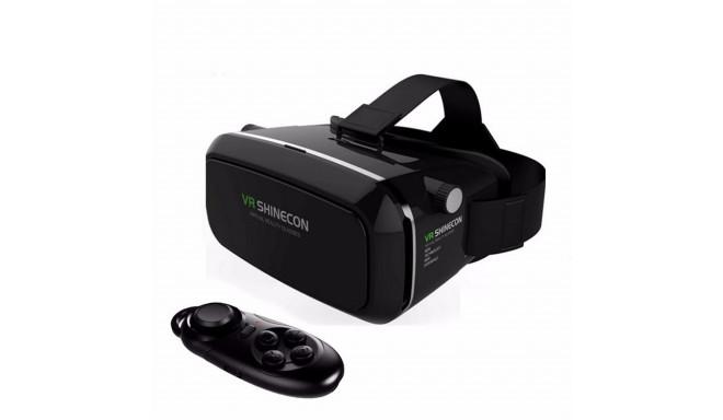 VR-Prillid koos puldiga