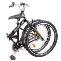 """Kokkupandav jalgratas Reactor Folding Comfort 26"""""""