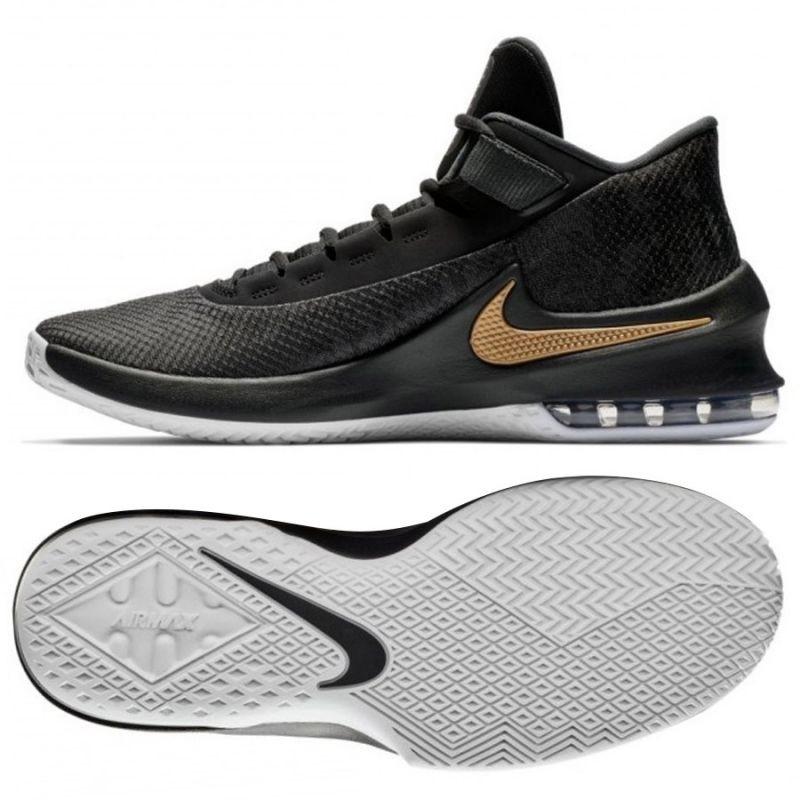 uk availability 11128 efb9e Men s basketball shoes Nike Air Max Infuriate 2 MID M AA7066-002