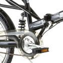 Kokkupandav jalgratas Reactor Comfort 20''