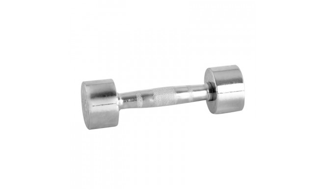 14 kg Chrome Dumbbell inSPORTline