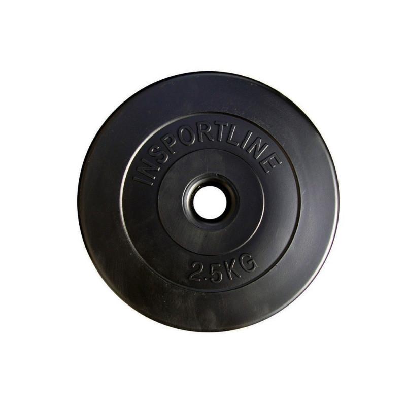 2.5 kg Cement Wight Plate inSPORTline