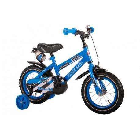 a232344a203 Jalgratas lastele Super Blue 12 tolli Yipeeh