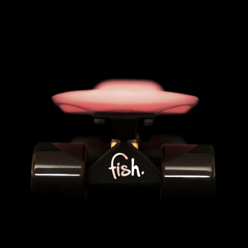 """Glow Penny Board Fish Classic Glow 22"""""""