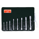 Double head socket wrenches 27M set 6-22mm 8 pcs