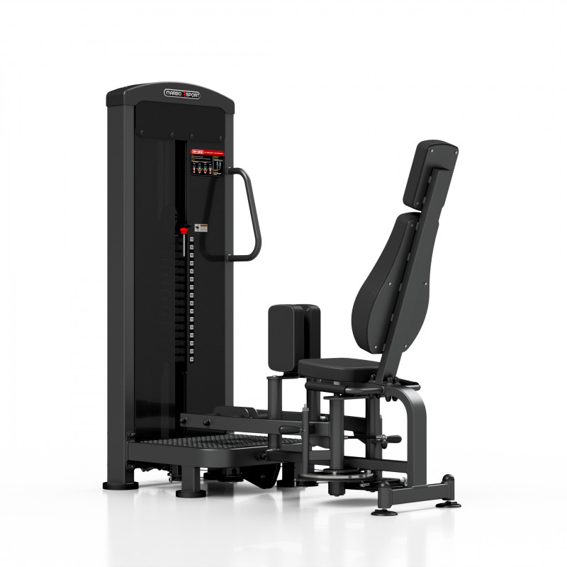 2-in-1 hip abduction hip adduction