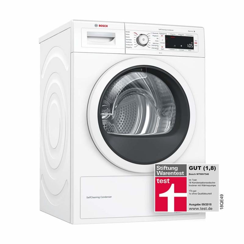 Bosch WT- white7540 A+++ - white
