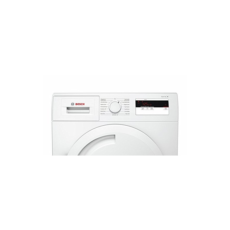 Bosch WTH83001 A+ - white