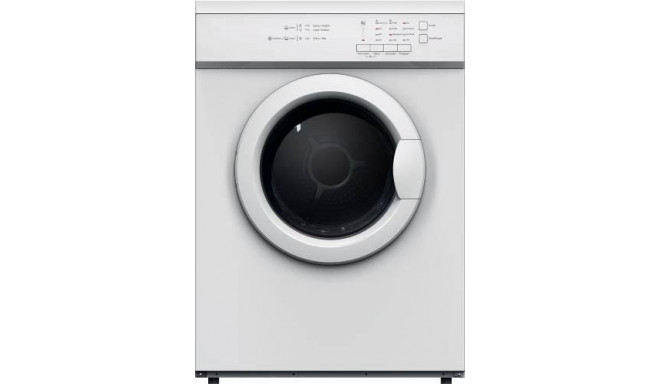 Amica WTA 14305 W, vented dryer (White)