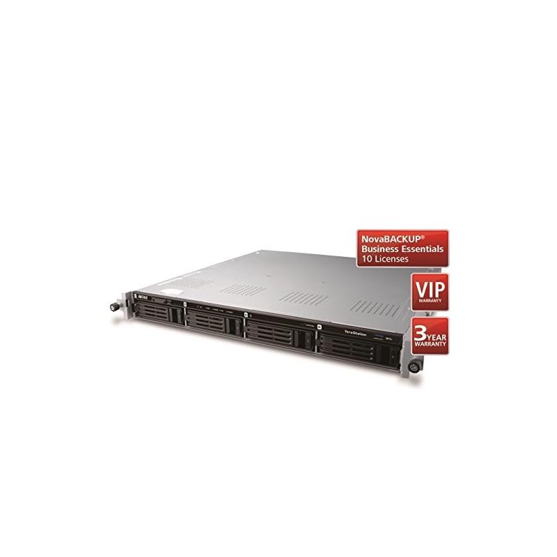 Buffalo TeraStation 1400R 4x2TB 1GB LAN USB 3.0, NAS