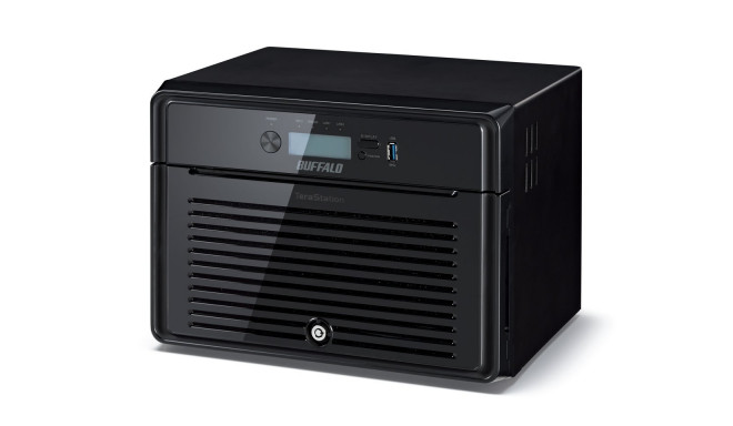 Buffalo TeraStation 5800DWR 8x1TB 2GB LAN USB 3.0, NAS