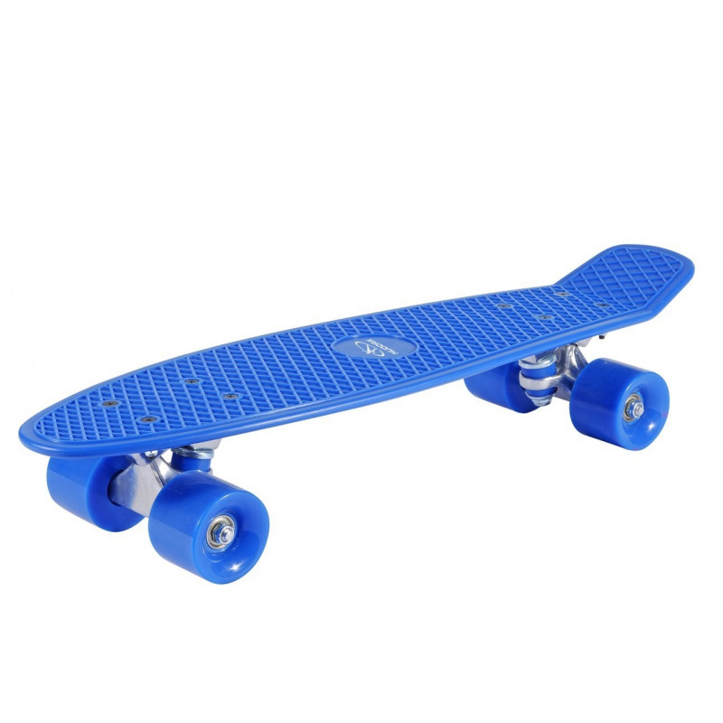 HUDORA Skateboard Retro Sky Blue - 12137