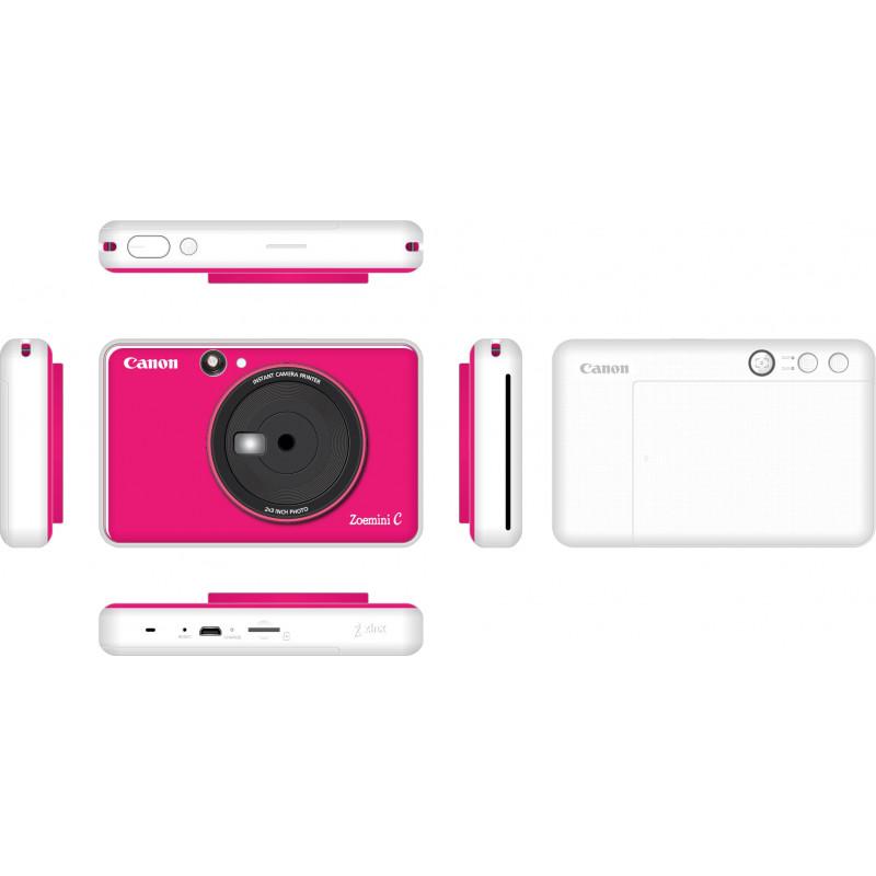 Canon Zoemini C, розовый