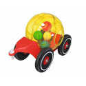 BIG pealeistutav auto Bobby Car Mix Trailer