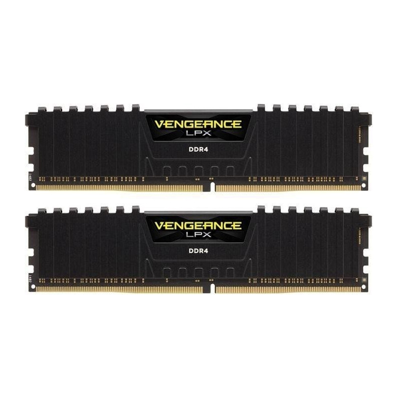 Corsair RAM 16GB DDR4-2933 Kit Black CMK16GX4M2Z2933C16
