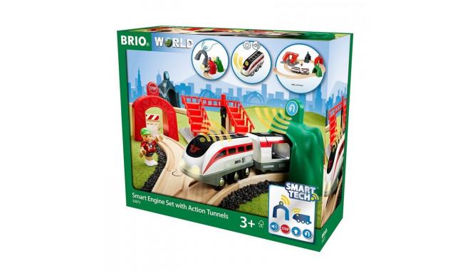 BRIO play set Travel Switching Set (33512)