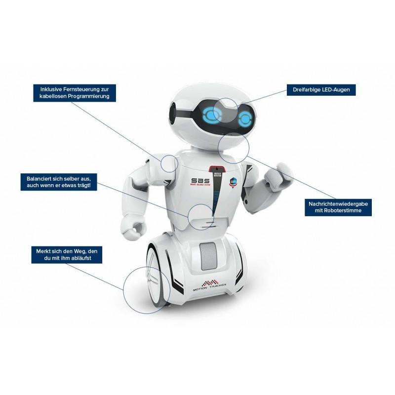 Franzis The Little Hacker - Wheel-O-Bot