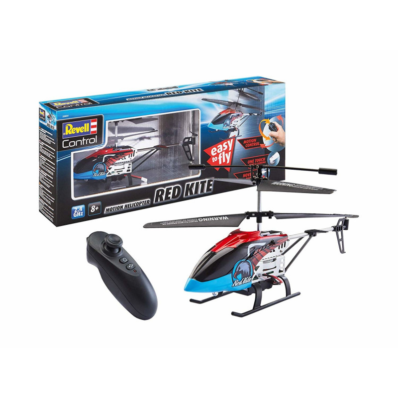 Revell Motion Helicopter RED KITE, RC