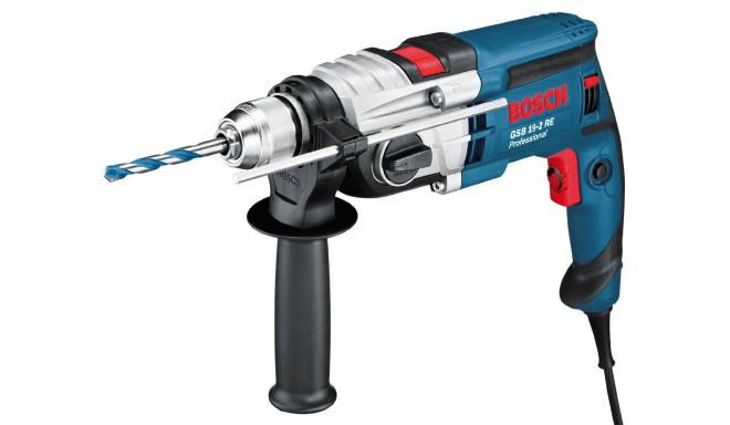 Bosch Combi Hammer GSB 19-2 RE blue