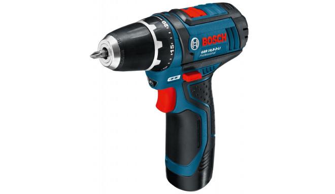 Bosch Cordless Screw Driller  GSR 10,8-2-LI 10.8V blue
