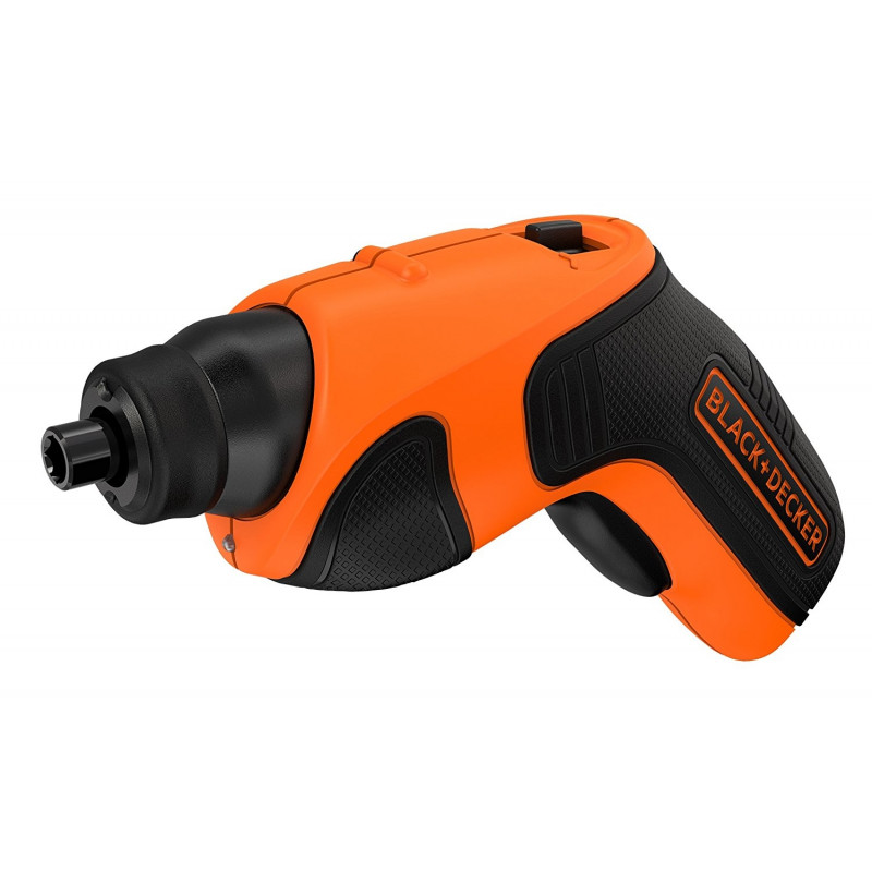Black&Decker CS3651LC cordless screwdriver + rechargeable battery 1.5Ah