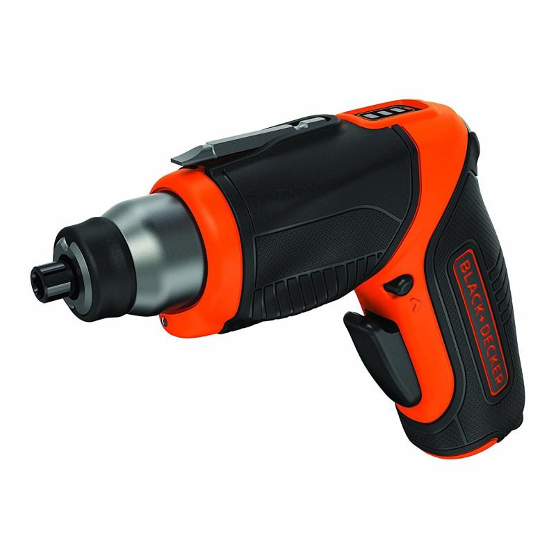Black&Decker CS3653LC cordless screwdriver + rechargeable battery 1.5Ah