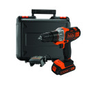 Black&Decker MT218K-QWBlack&Decker MT218K-QW 8500RPM 18V Lithium-Ion - Li-Ion Black,orange cordless
