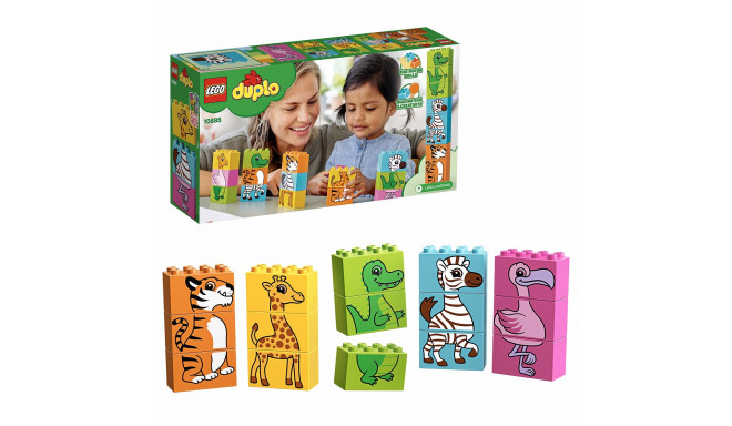 LEGO 10885 DUPLO My first animal puzzle
