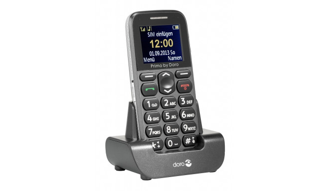 Doro Primo 215, mobile phone gray