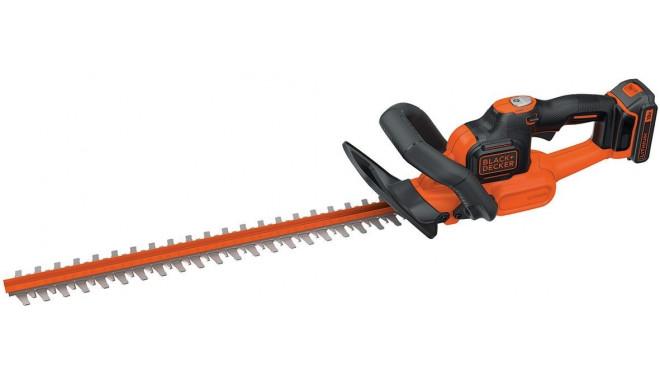 Black & Decker Battery Hedge Trimmer GTC18502PC og
